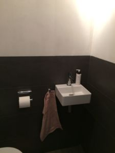 Toilet project 9